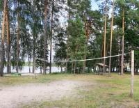 туристический комплекс Белое - Спортплощадка