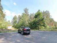 туристический комплекс Белое - Парковка