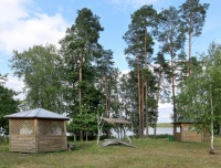 туристический комплекс Белое - Беседка