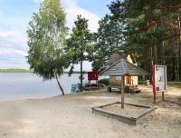 туристический комплекс Белое - Детская площадка