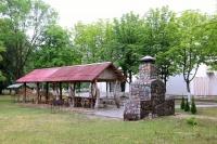туристический комплекс Пышки - Беседка