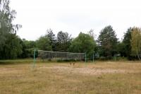 туристический комплекс Пышки - Спортплощадка