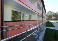 туристический комплекс Пышки - Для людей с ограниченными возможностями - пандус