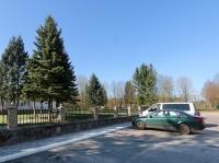 туристический комплекс Пышки - Автостоянка