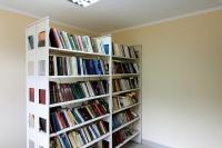 туристический комплекс Пышки - Библиотека