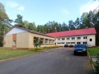 оздоровительный комплекс Чайка - Парковка