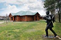 hunter's house Belaya tropa