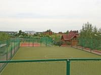 база отдыха Сябры - Спортплощадка