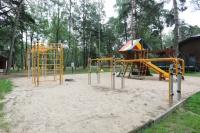 база отдыха Лесная Гавань - Спортплощадка