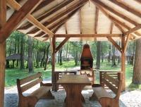 база отдыха Лесная Гавань - Площадка для шашлыков