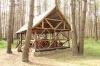 дом охотника Озёра - Площадка для шашлыков