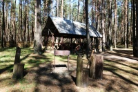 дом охотника Озёра - Беседка