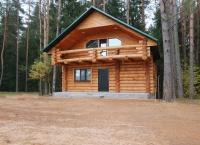 дом охотника Кордон Долгое