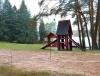дом охотника Кордон Долгое - Детская площадка