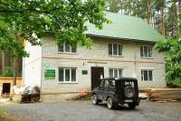 дом охотника Верхнедвинский БООР